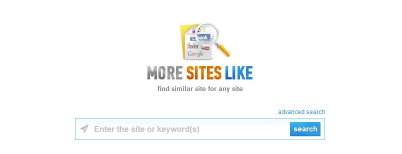 MORE SITES LIKE