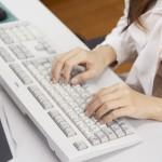 あなたのブラインドタッチは正確ですか?タッチタイピングの見直しで効率あげよう!