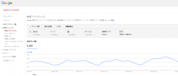 GoogleSearch Console