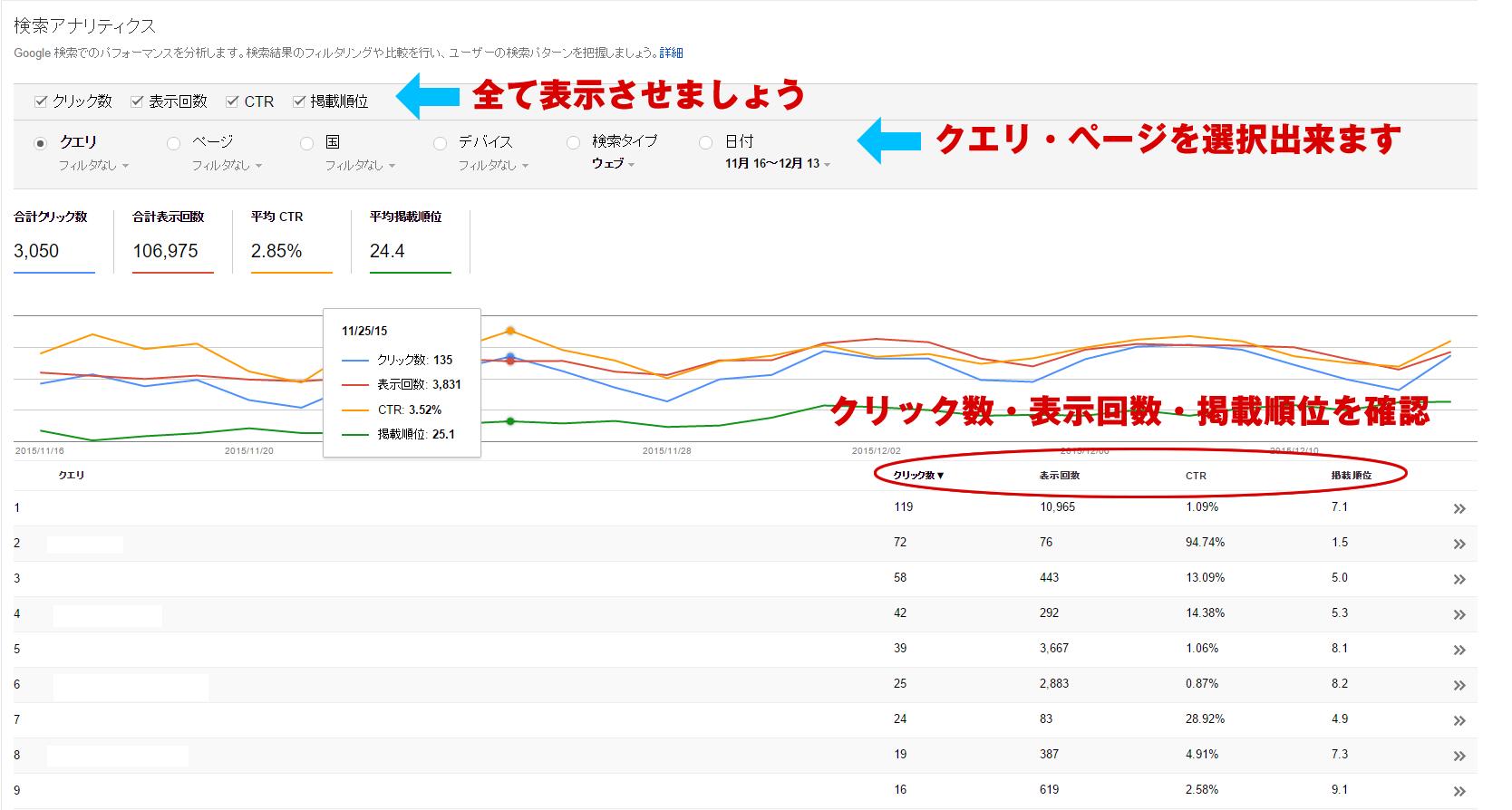 seo対策のキホン google search consoleを始めよう