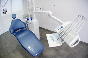 歯科クリニックのユニット